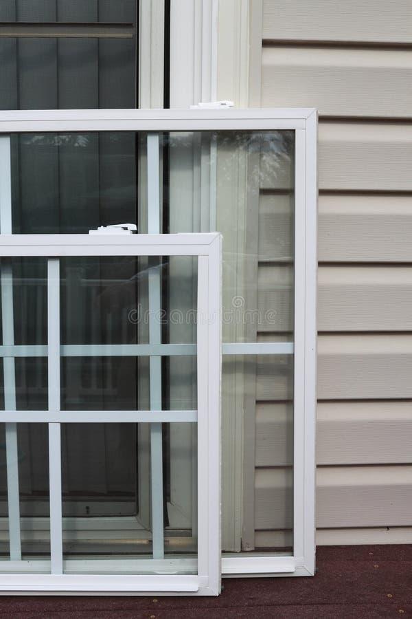 Energetyczny Skuteczny Windows zdjęcie stock