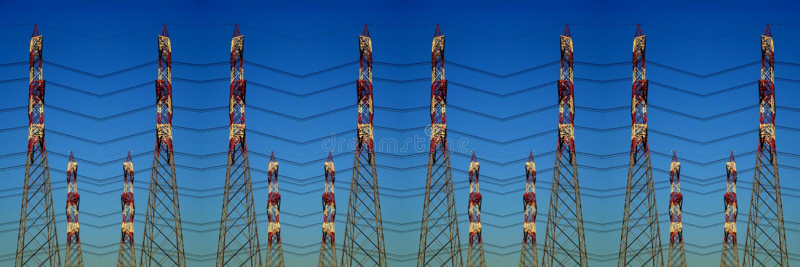 Energia fotografie stock