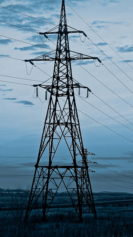 Energia fotografia stock