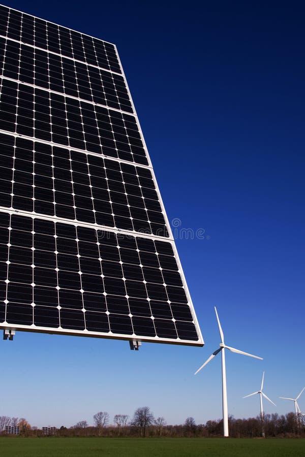 Energia alternativa fotografia de stock royalty free