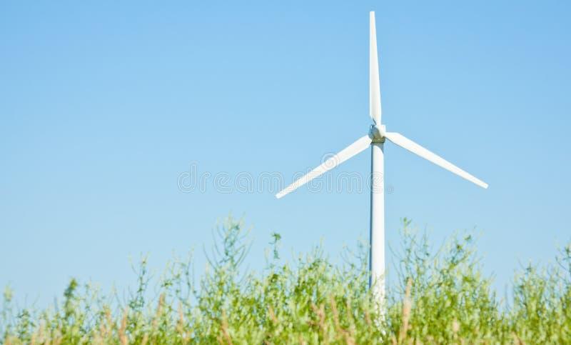Energia alternativa fotografia de stock