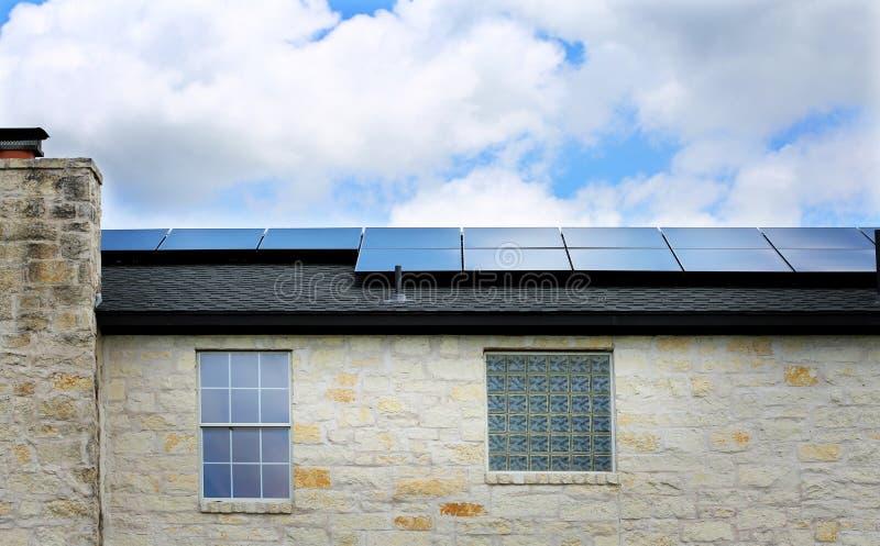 Energia alternativa immagine stock immagine di for Calcare di piani casa texas