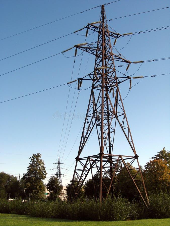 Download Energia elettrica fotografia stock. Immagine di potenza - 3132354