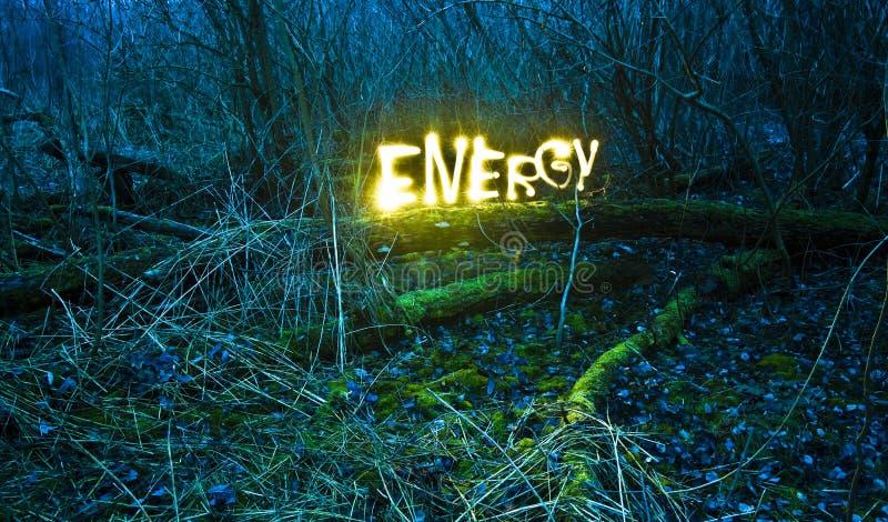 energia naturalna fotografia stock