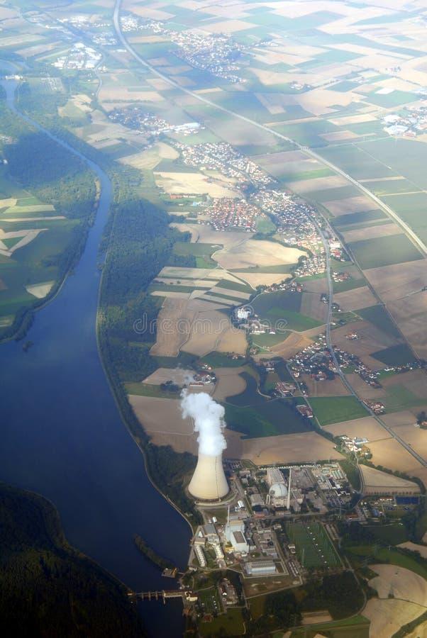 Energia nuclear (4) imagem de stock