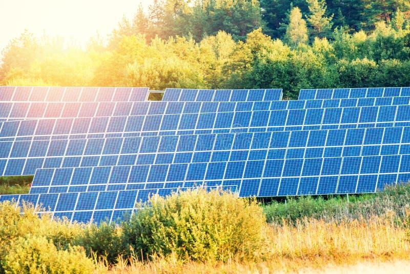 energia odizolowywający przedmiot kasetonuje słonecznego zdjęcia stock