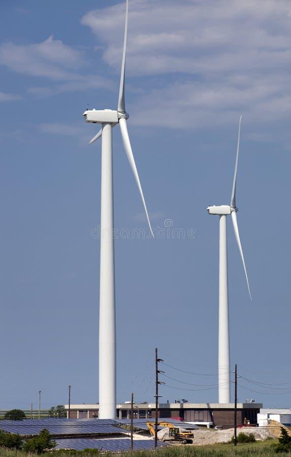energia odnawialna zdjęcia royalty free