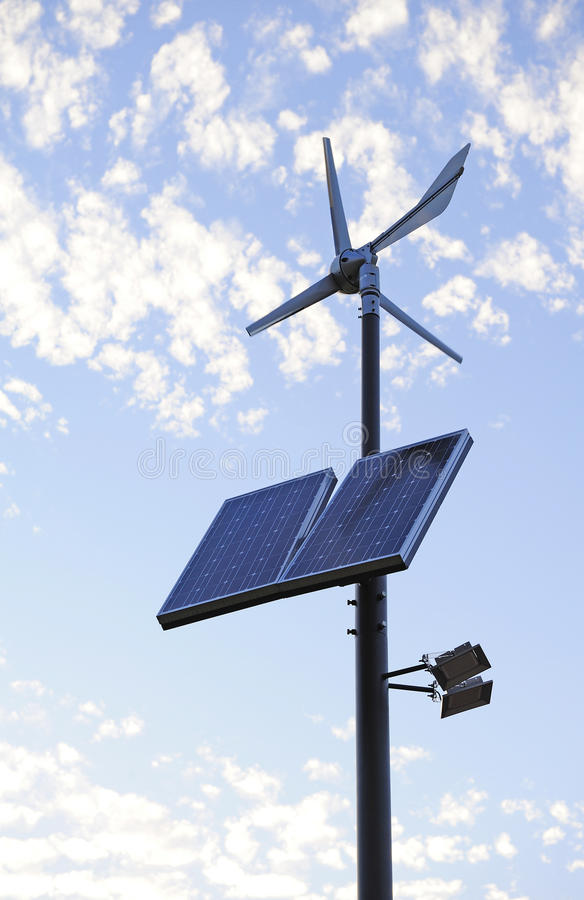Energia renovável imagem de stock royalty free