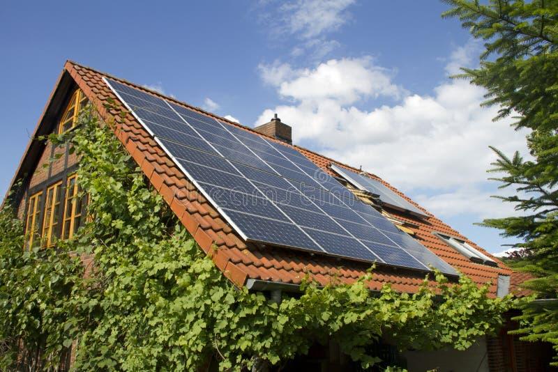 energia słoneczna fotografia royalty free