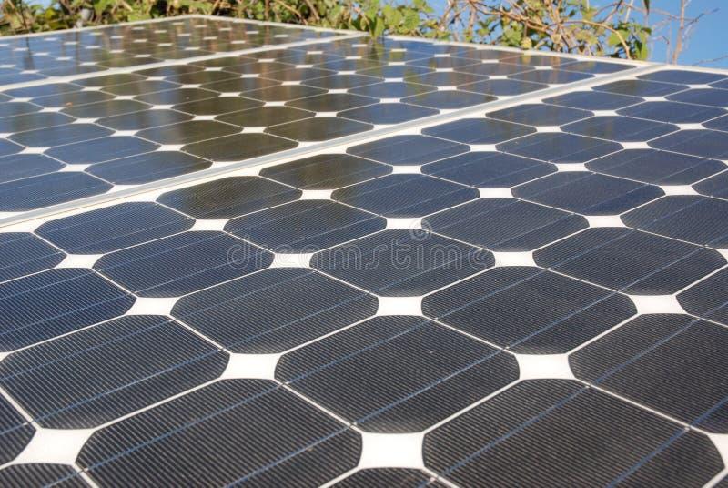 Energia solar foto de stock royalty free
