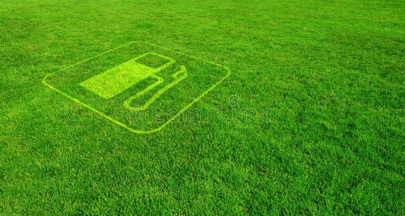 Energia verde illustrazione vettoriale