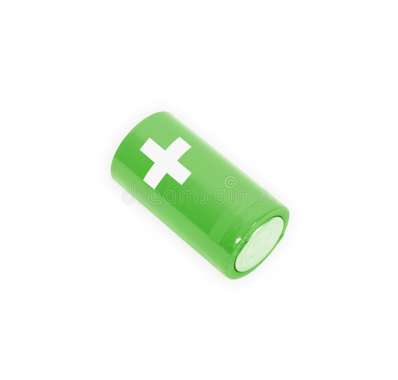 Energia verde immagine stock