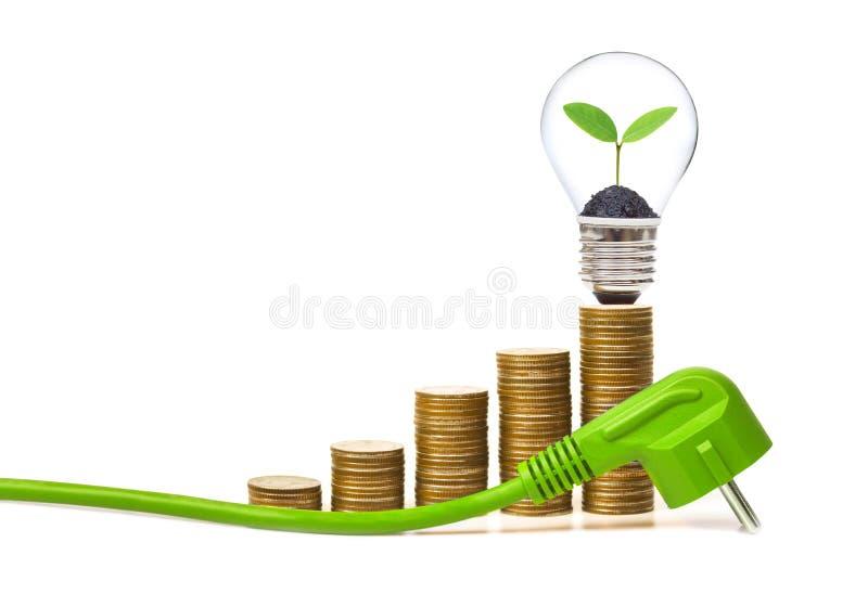 Download Energia verde imagem de stock. Imagem de criar, ambiente - 80101963