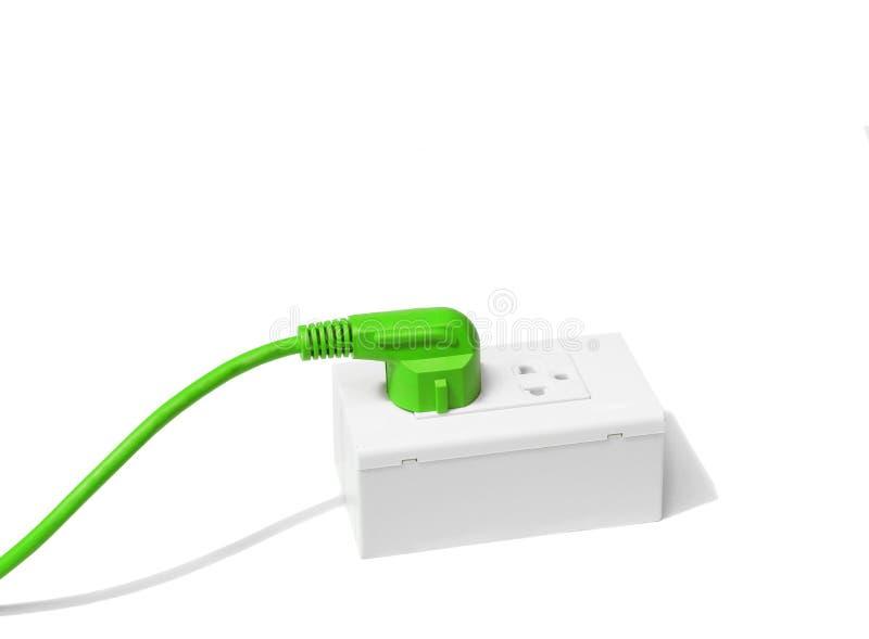 Download Energia verde foto de stock. Imagem de energia, branco - 80101972