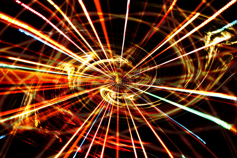 Energias da formação da galáxia ilustração royalty free
