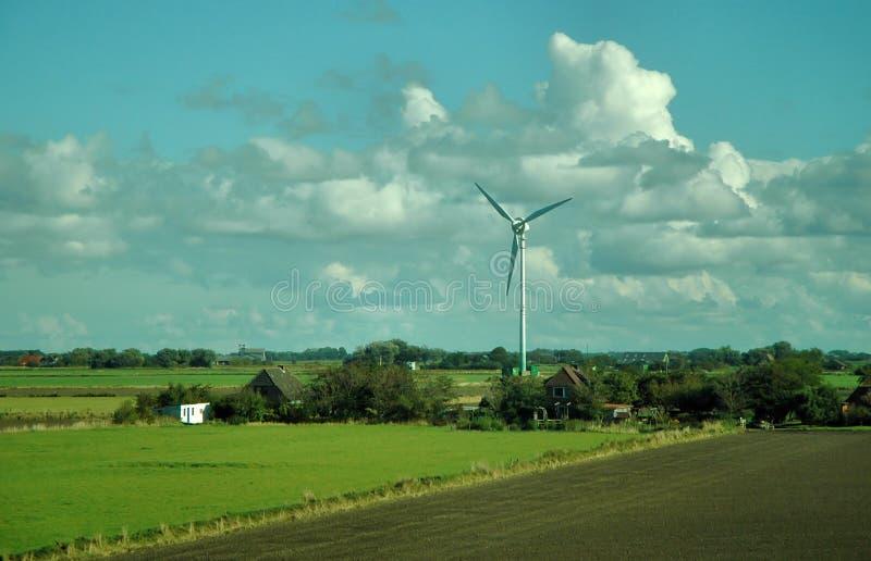 Download Energias eólicas foto de stock. Imagem de céu, potência - 531808