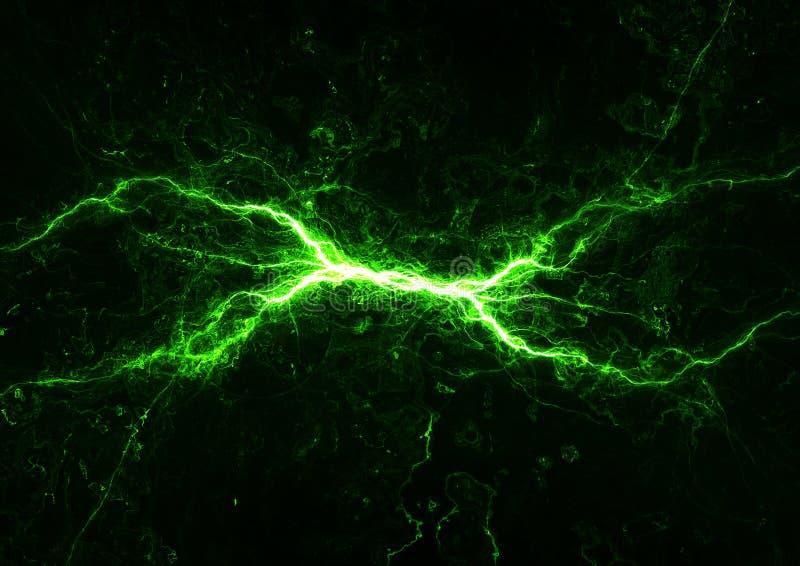 Energias verdes, plasma ilustração do vetor