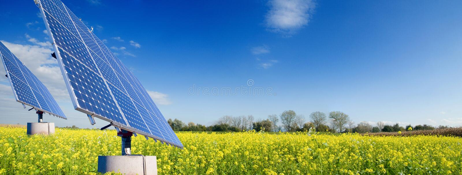 Download Energie stock photo. Image of conservation, blue, solar - 8437358