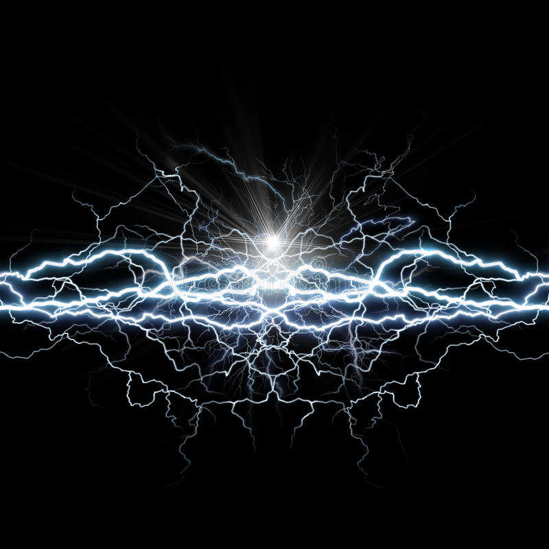 Energie des Lichtes. vektor abbildung