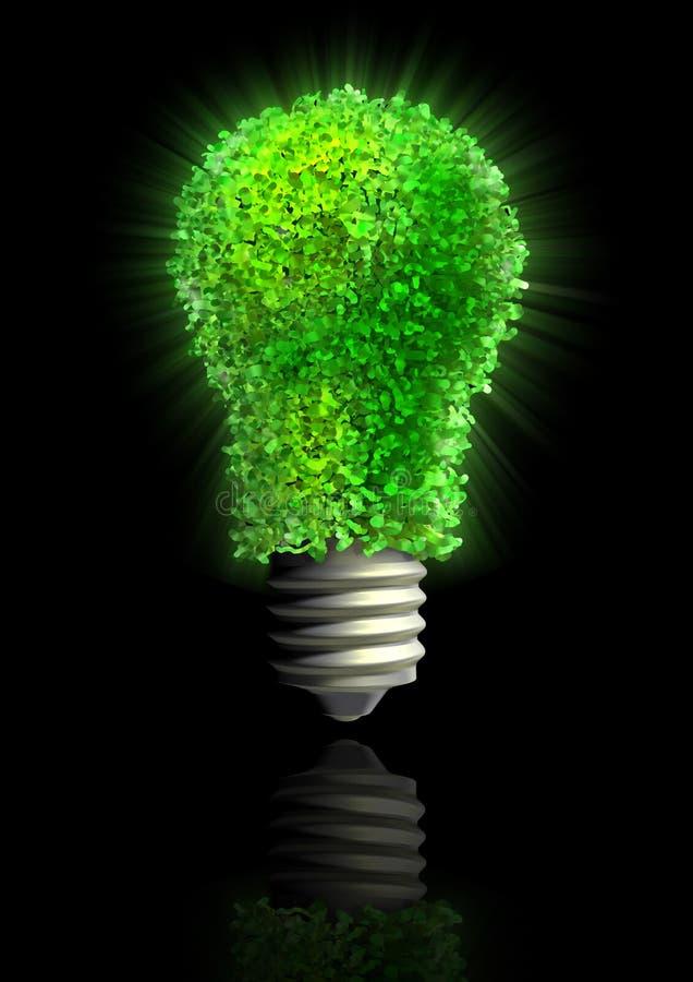 ENERGIE ECO vector illustratie
