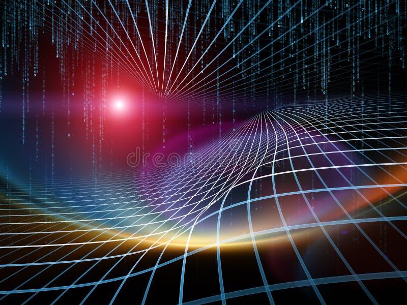 Energie van Meetkunde vector illustratie