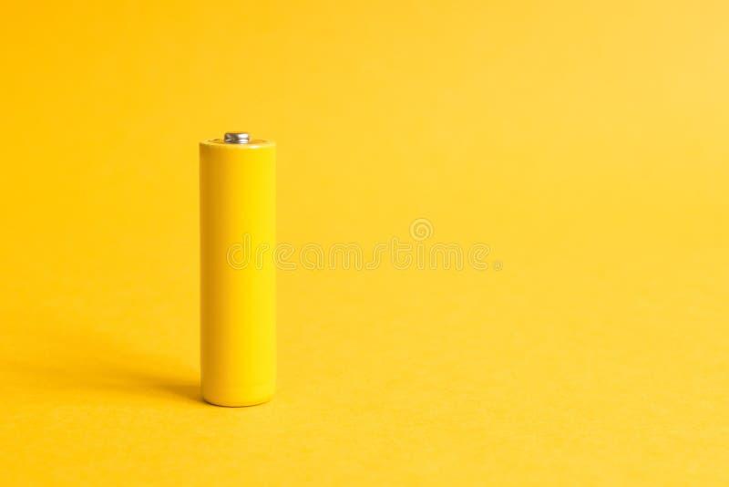 Energiebatterie lizenzfreies stockbild
