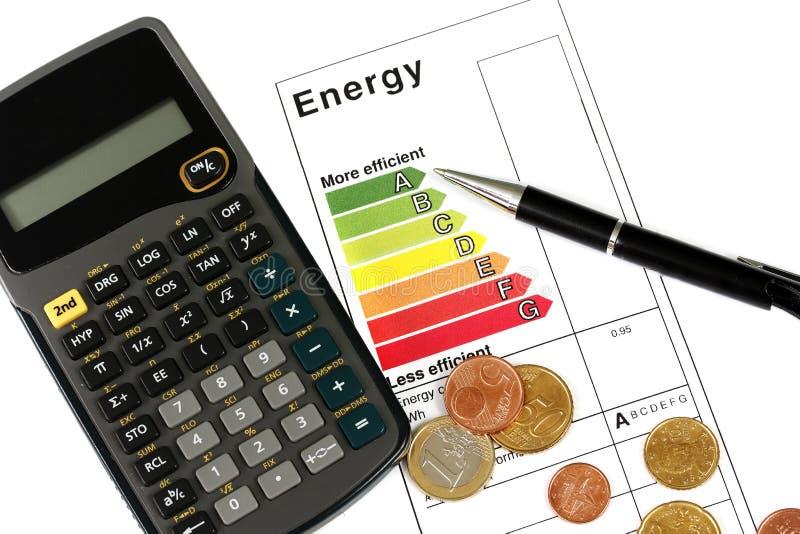 Energieeffizienz lizenzfreies stockfoto