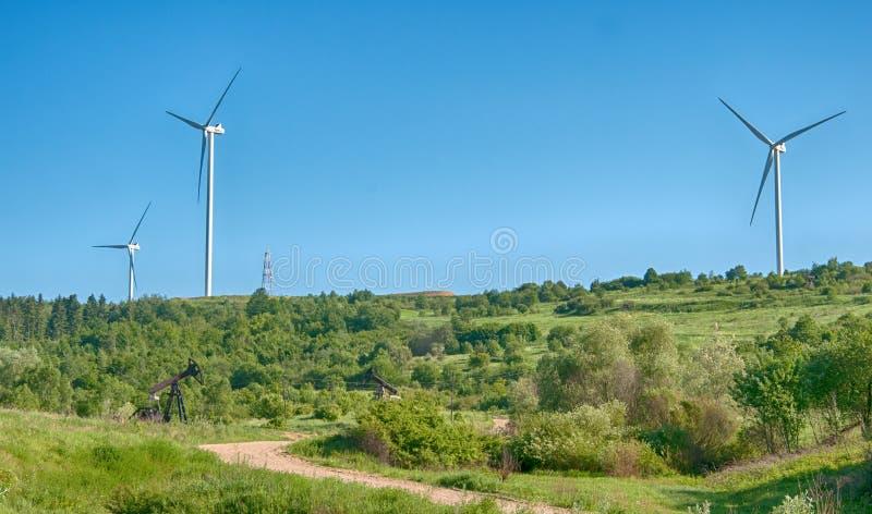 Energieera royalty-vrije stock foto