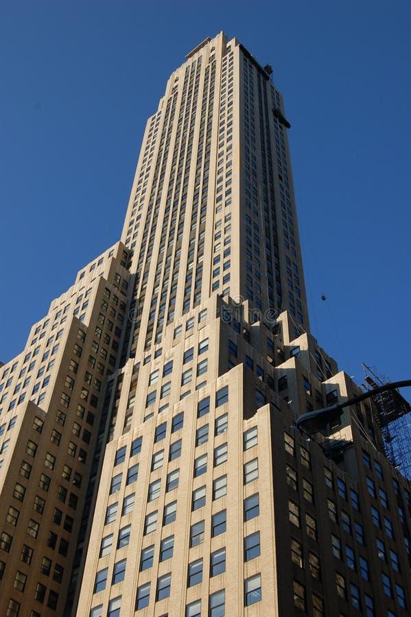 Energiester, Manhatten, New York de V.S. royalty-vrije stock fotografie