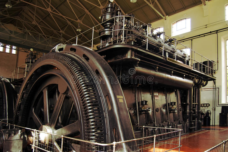 energigeneratorer royaltyfria foton