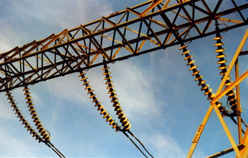 energii elektrycznej zdjęcia royalty free