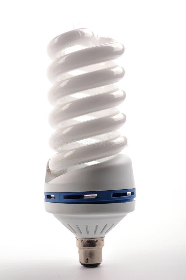 energilampa royaltyfri foto
