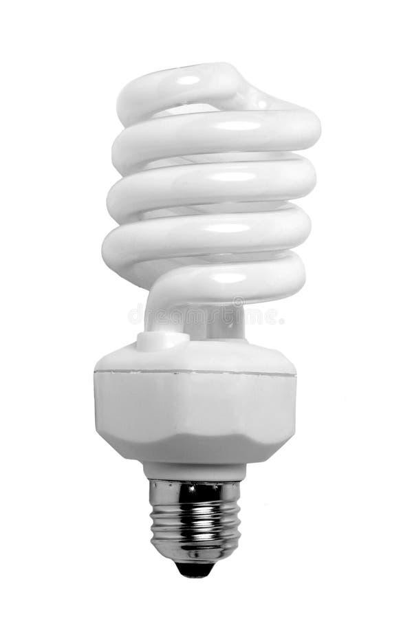 energilampan sparar arkivbilder