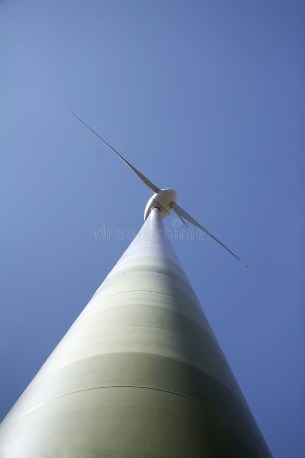energistationswind fotografering för bildbyråer