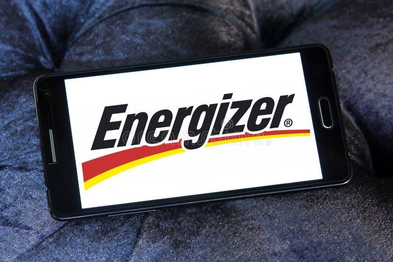 Energizer Bateria Firma logo zdjęcia stock
