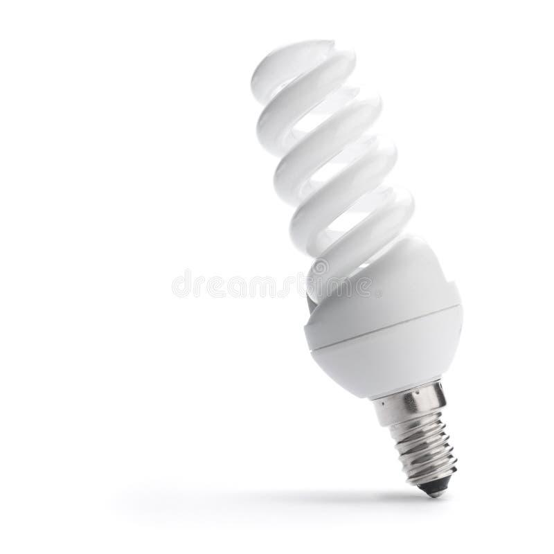 Energooszczędna żarówka, Energii Lightbulb Obraz Royalty Free