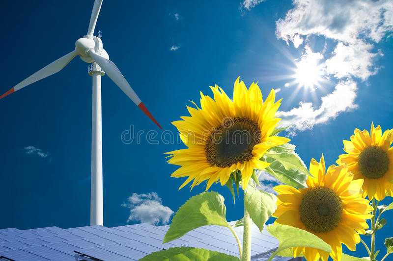Energy royalty free stock photography
