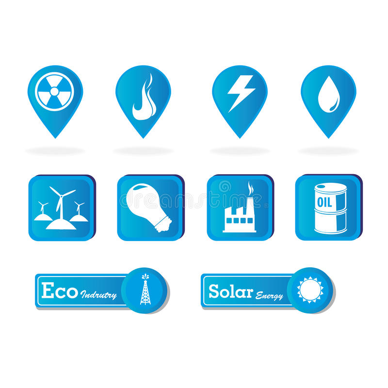 Energy Cons Stock Images