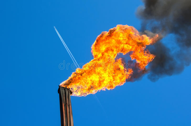 Download Energy Dependence On Mining Stock Image - Image of blue, fire: 26766425