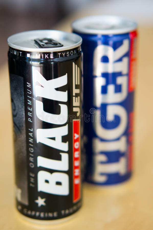 Download Energy drinks editorial photography. Image of tiger, black - 38853192