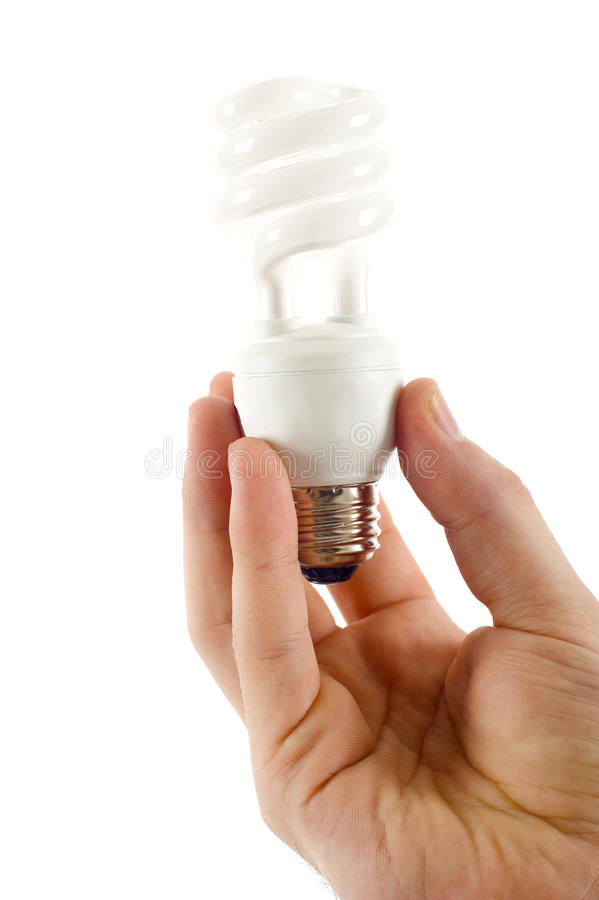 Download Energy Efficient Light Bulb Stock Image - Image: 12516239