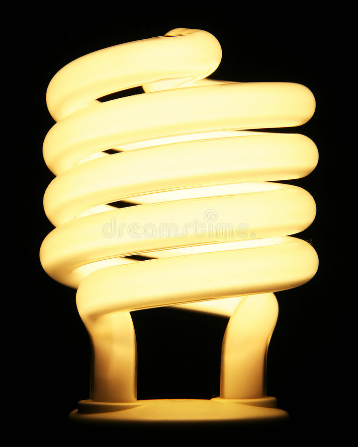download energy efficient light bulb stock photo image