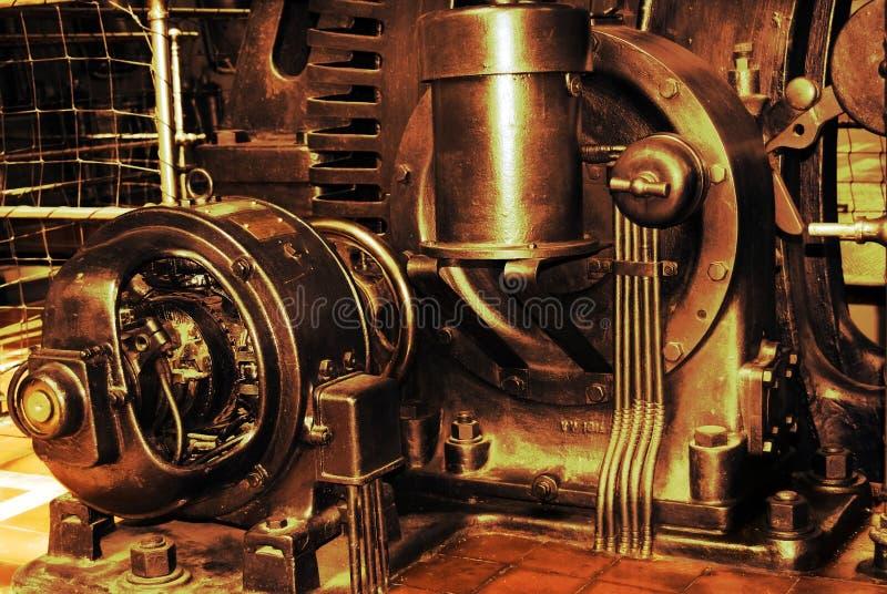 Energy generators stock photos