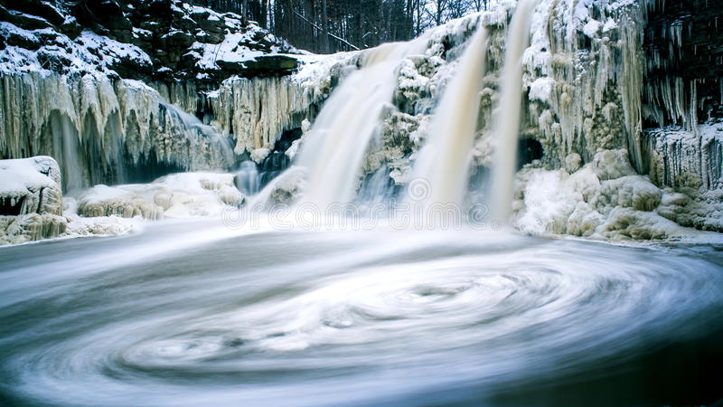 Moving Picture In Motion Amazing Vine Light Box Waterfall And Sound Track Of Water Fall