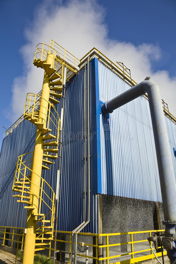 Download Energy plant stock photo. Image of environment, harmful - 25225176