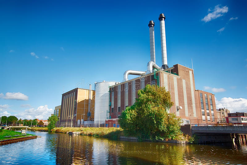 Download Energy Plant Royalty Free Stock Image - Image: 26743866