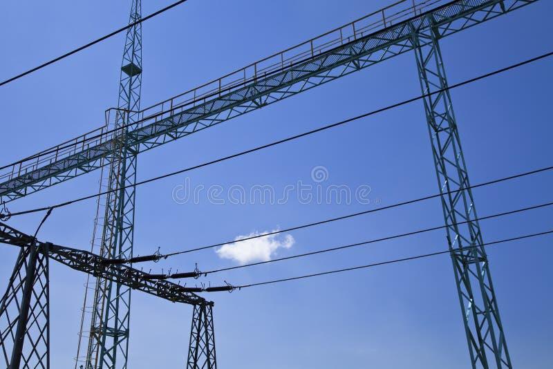 Download Energy pylon stock photo. Image of pollution, wire, pylon - 23609680