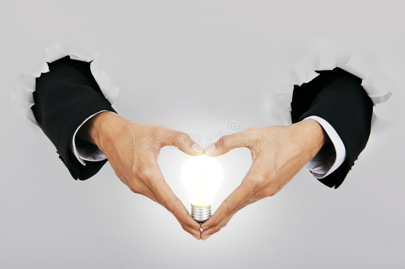 Energy Saving Stock Images