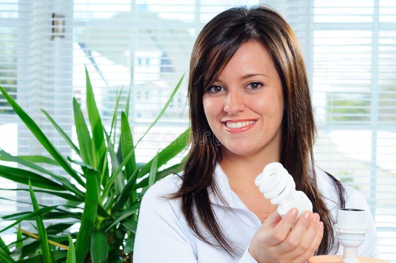 energy saving στοκ εικόνα