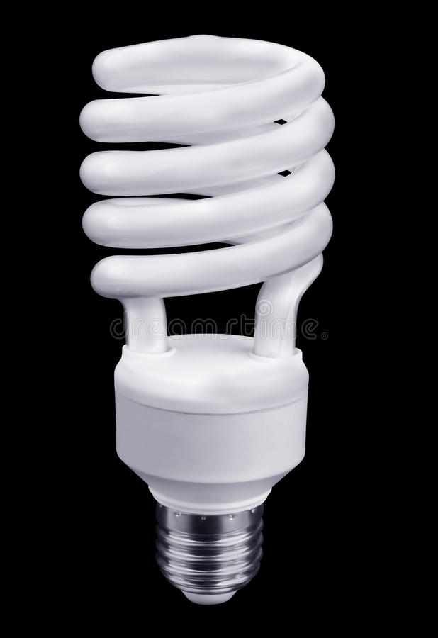 Download Energy saving bulb stock image. Image of contemporary - 28117121